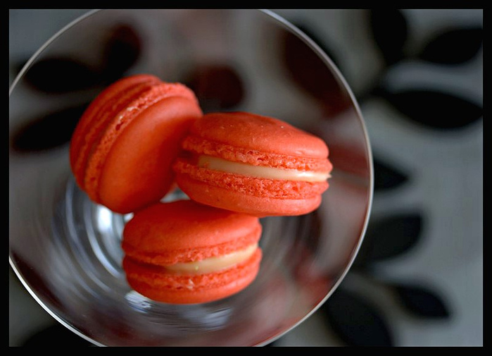 macaron Americano (pamplemousse, orange, Campari) (700x505, 117Kb)